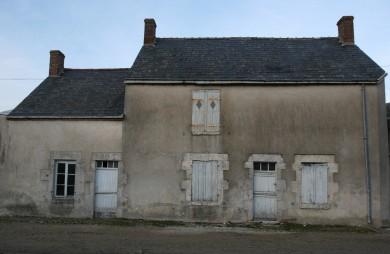 Beauce : Maison de bourg à Saint Sigismond