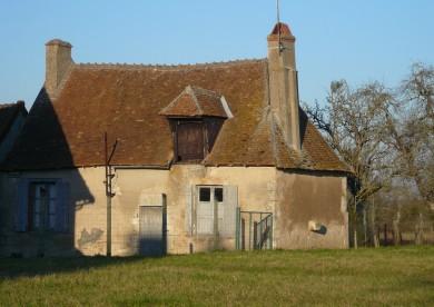 Gâtinais-Berry : Corps d'habitation à Beaulieu sur Loire