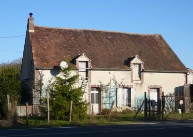 Gâtinais : Maison vigneronne à Montargis