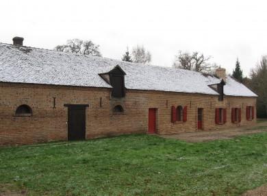 Sologne : Locature ouvrière et dépendance à Marcilly en Villette