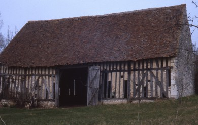 Val de Loire : Grange à Mareau aux Prés